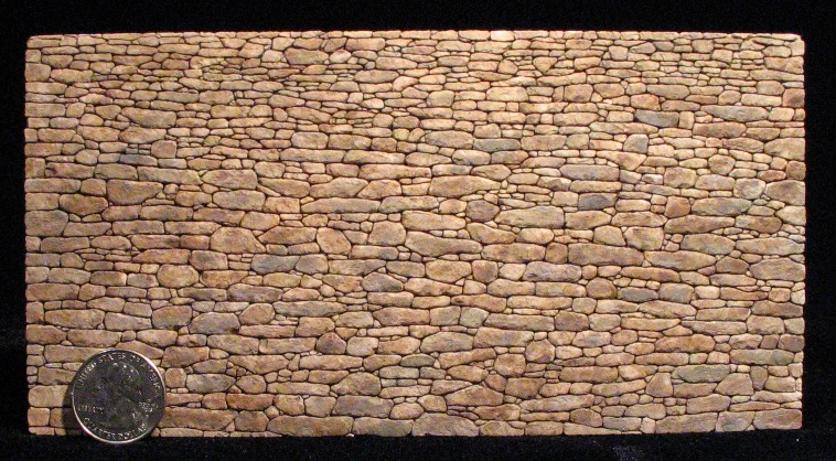 how to build a stacked stone retaining wall