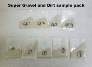 Super Dirt and Gravel Sampler Pack